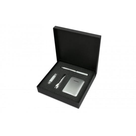 Promosyon OTG USB, 6000 mAh Powerbank Kalem Set