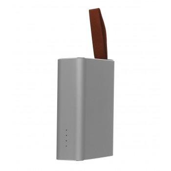 Promosyon 10000 mAh Deri Kayışlı Mini Powerbank TOPTAN