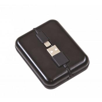 5200 mah Kendinden Kablolu Hızlı Şarj Promosyon Powerbank Toptan