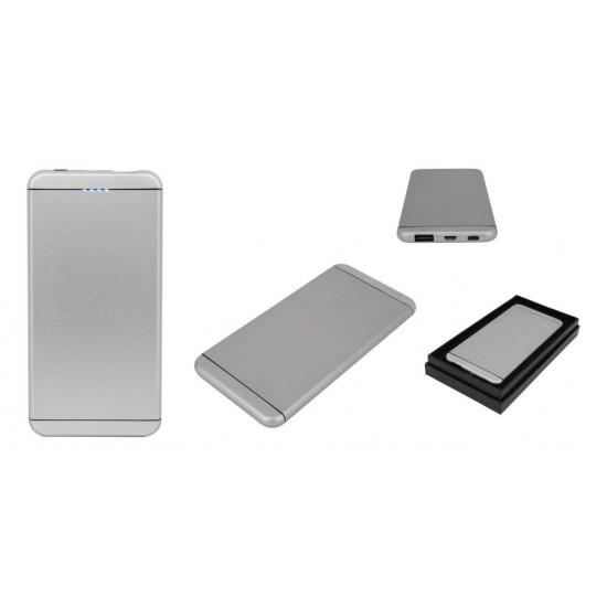5000 mAh Iphone 6 Modeli Metal Kasa Powerbank PERAKENDE