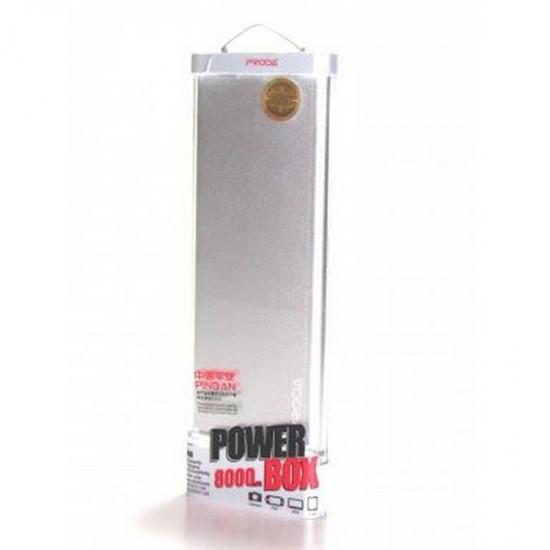 8000 mAh Proda Powerbank