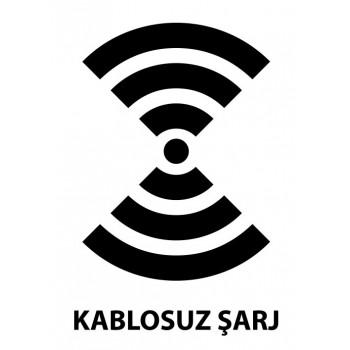 Wireless Kare Kablosuz Şarj Cihazı TOPTAN
