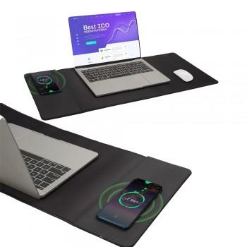 Wireless Şarjlı Mousepad
