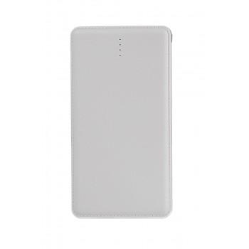 10000 mAh Kendinden Kablolu Ekstra USBli Powerbank TOPTAN