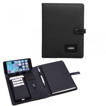 6500 mAh Organizer Powerbank (Wireless)