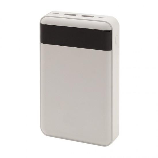 13000 mAh Led Gösterge Çift USB Powerbank TOPTAN