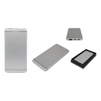 5000 mAh IPhone Modeli Metal Kasa Powerbank-TOPTAN