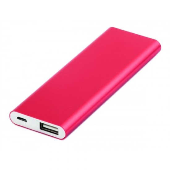 Power Bank 3000 Mah Slim  Metal Kasa TOPTAN