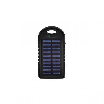 Solar (Güneş Enerjili) 5000 mAh Powerbank