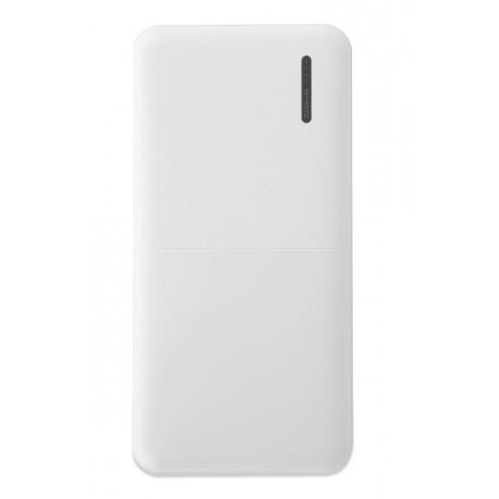 Powerbank 20 Bin mAh Beyaz Renk Hızlı Şarj
