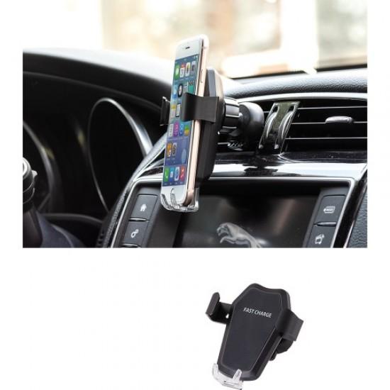 Araç İçi Kablosuz Şarj Cihazı Wireless PERAKENDE