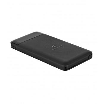 Wireless Powerbank 10000 mAh Dijital Göstergeli