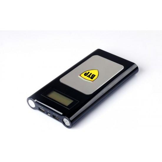 20 000 mAh Powerbank - Power Bank 20 000 mAh Harici Şarj Cihazı LCD Ekranlı