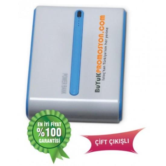 10 000 mAh Powerbank - Power Bank 13000 mAh etiketli Taşınabilir Şarj Cihazı
