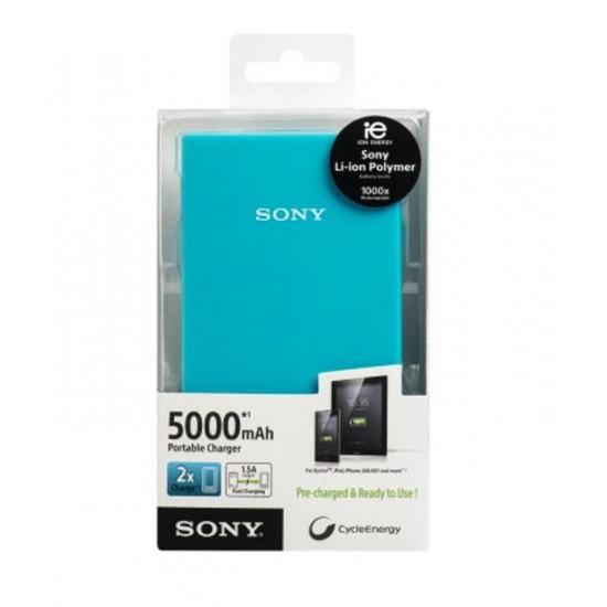 5000 mAh Sony CP-F5 Power Bank-TOPTAN