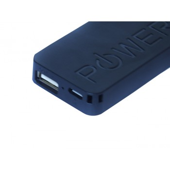 Power Bank 3000 Mah etiketli Slim PVC Kasa TOPTAN