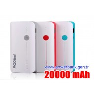 20000 mAh Proda Powerbank TOPTAN